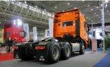 480HP 6X4 C100の頑丈なトラクターのトラック