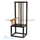 中国様式の純木の居間の椅子(DW-1508C)
