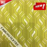 Tessuto geometrico del merletto colorato vendita calda