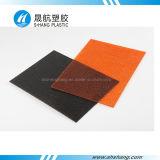 Lo SGS approvato ha impresso una piastrina solida del policarbonato di 2mm/3mm