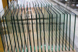 vidro Tempered de vidro de Toughend do azul de 5mm