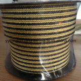 Aramid Fibre Braided Packing mit PTFE