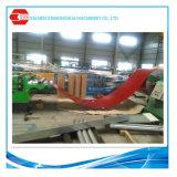 Hoja de acero colorida PPGI del material para techos del material de construcción del chalet