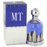 Parfum de bouteille en verre de créateur pour les hommes