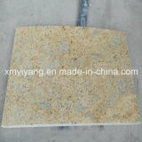 Il Kashmir Gold Granite Flooring Tile per Interior & Exterior Decoration (YQA-GT1019)