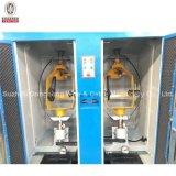 Los pares de alta velocidad mecánicos Zh-500 que tuercen la máquina + tipo vertical principal dual Detrás-Tuercen Pagar-apagado la máquina