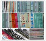 Stampatrice automatica della matrice per serigrafia di 4 colori del certificato del Ce