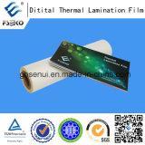 Film thermique de laminage d'adhérence superbe pour l'impression de Digitals (lustre 35mic)