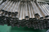 Pipe d'approvisionnement en eau d'acier inoxydable d'en SUS304 (18*0.7*5750)