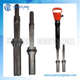 Demolition를 위한 Tradtional Manual Tools Stone Splitting Pneumatic Hammer