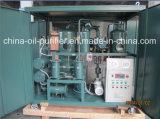 Purificador de petróleo do transformador, sistema da regeneração do óleo isolante, sistema de recicl do petróleo, máquina do filtro de petróleo do transformador