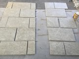 Het ingevoerde Echte Graniet van Giallo Sf van het Graniet/Countertop/Tegels/Kitchentops/Grote Plak/Beige/Geel/Wit/Zwart/Bruin/Rood/Groen Graniet