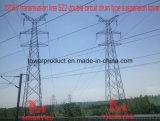 riga di trasmissione 220kv torretta a tamburo della sospensione del doppio circuito di Sz2