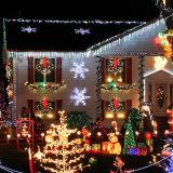Lumière de corde de flocon de neige de la décoration DEL de Noël de l'approvisionnement DEL d'usine