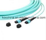 Aqua Patchcord 15m MTP 16f Om3
