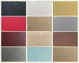 L contemporain sofa sectionnel de tissu de forme réglé avec l'étagère (LFS-005)