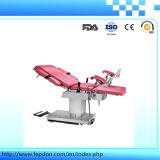 최신 판매 수동 휴대용 유압 Multifuction 수술대 (HFMPB06c)