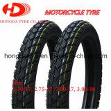 Partes de la motocicleta, neumático antideslizante y tubo 250-17, 2.75-17, 2.75-18, 3.00-17, 3.00-18 de la motocicleta