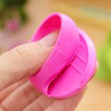 Gants anti-caloriques de cuisine de silicones de taille de pouce pour le four microondes