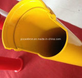 Mur jumeau de qualité réduisant la pipe pour la pompe concrète