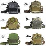 1000d NylonCordura Gewebe taktische Molle Militärbeutel-Riemen-Taillen-im Freienschulter-Rucksack für Telefon