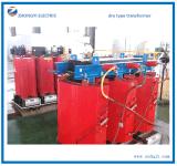 Tipo seco trifásico descender de alto voltaje transformador de la fábrica 11kv 2000kVA para la transmisión de potencia