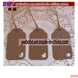 学校供給の名札の宝石類のギフトの札の荷物の札(G8110)