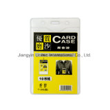 Poseedor de una tarjeta de identificación semitransparente del vinilo T-044h/T-044V/T-045h/T-045V/T-046V/T-047h/T-047V/T-048h/T-048V/T-049V