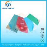 Película protectora auta-adhesivo coloreada para la tarjeta de PC