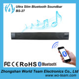 Altavoz portable sin hilos ultra delgado de Digitaces Bluetooth mini Soundbar
