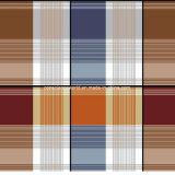 il plaid Pigment&Disperse di colore 100%Polyester ha stampato il tessuto per l'insieme dell'assestamento
