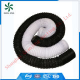 OEM blanco del conducto del PVC Felxible de Combi