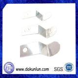 Präzision angepasst, Teile für Lampen-Shell/Lampen-Halter-Sprung-Blatt stempelnd