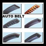 Cinturón de caucho ajustable Cinturón de borde crudo para el compresor de aire del motor