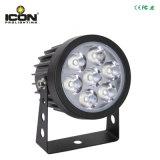아이콘 방수 15X15W RGBWA+UV LED 벽 세탁기 동위 빛