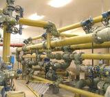 화학제품, 물, 소금물, 하수 오물 기업을%s 섬유유리 또는 GRP 관