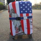 18から32インチの旅行のカスタム伸縮性がある荷物カバーのために美しい