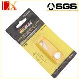 Запасная замена 10PCS лезвия для общего назначения ручных резцов ножа DIY