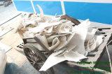 Broyeur chaud de pipe de PVC de ventes de vitesse de Hig