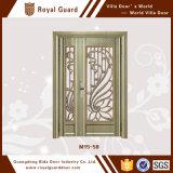 A porta principal das portas quentes da segurança da venda projeta a porta do aço inoxidável