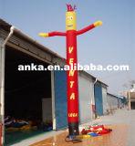 Im FreienBlowering Typ aufblasbarer Befestigungsklammer-Luft-Tänzer für Verkauf