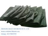 Fibra de vidrio/PPS de PTFE/bolsos de filtro del colector de polvo de Nomex