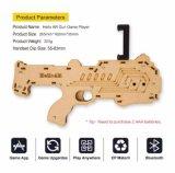 Nuevos juegos The Guardian del Shooting del AR-Arma 3D de Bluetooth para la escopeta de aire comprimido del teléfono