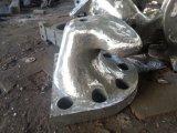 海洋の係留ティーヘッドボラードの鋳造物鋼鉄か鉄のボラード