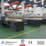 La macchina di plastica dei granelli con alta coppia di torsione trasforma il prezzo del sistema