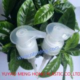 Dispensador plástico de jabón líquido, bomba de loción