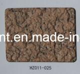 Peinture à base d'eau de pierre de jet de Hualong ISO14001 ISO9001
