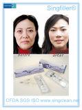 Заполнитель морщинки Hyaluronic кислоты Singfiller для Anti-Aging