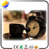Horloge d'alarme pratique avec du charme et belle de bureau pour les cadeaux promotionnels