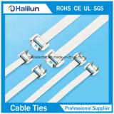 Laço de cabo de aço inoxidável 316 isolável com UL